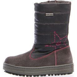 """Kozaki zimowe """"Diran"""" w kolorze antracytowym. Buty zimowe dziewczęce Zimowe obuwie dla dzieci. W wyprzedaży za 237.95 zł."""