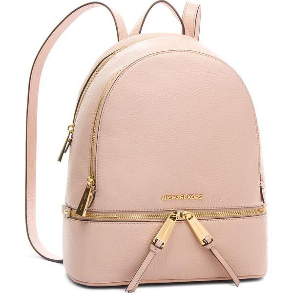 2ba15408d80c3 Plecak MICHAEL MICHAEL KORS - Rhea Zip 30S5GEZB1L Soft Pink ...