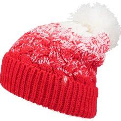 Czapka damska CAD254 - czerwony. Czapki i kapelusze damskie marki WED'ZE. W wyprzedaży za 39.99 zł.