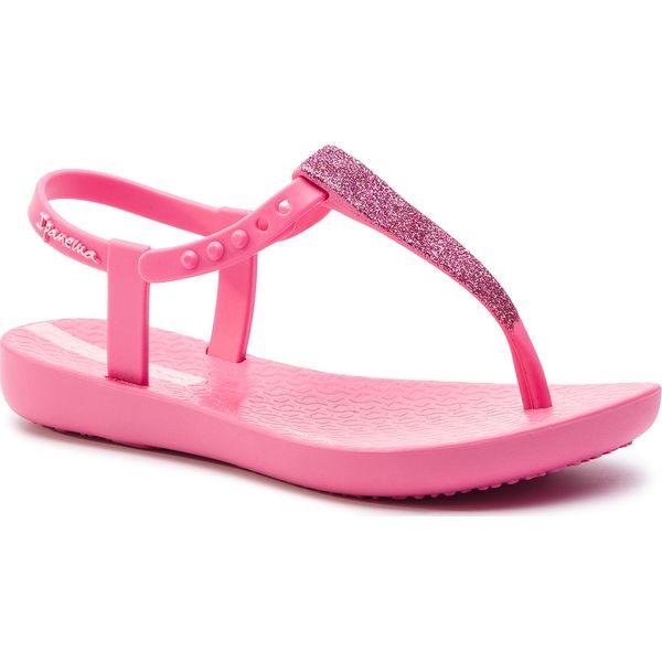 5b6cf86f9d8db Sandały IPANEMA - Charm Sand II Kids 82306 Pink/Pink 21305 - Sandały ...