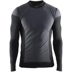 Craft Koszulka Męska ax2.0 Ws Ls Czarna L. Czarne koszulki sportowe męskie Craft, z długim rękawem. Za 269.00 zł.