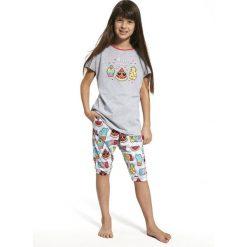 Piżama dziewczęca Hello Summer szara r. 134/140. Szare bielizna dla chłopców Cornette. Za 66.31 zł.