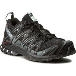 Buty SALOMON - Xa Pro 3D 392514 27 V0 Black/Magnet/Quiet Shade. Czarne buty sportowe męskie Salomon, z materiału. W wyprzedaży za 369.00 zł.