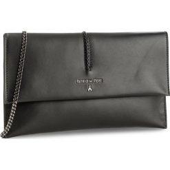 Torebka PATRIZIA PEPE - 2V5460/A2OI-K103 Nero. Czarne torebki do ręki damskie Patrizia Pepe, ze skóry. W wyprzedaży za 629.00 zł.