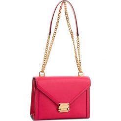 Torebka MICHAEL MICHAEL KORS - Whitney 30T8GXIL3L  Rose Pink. Czerwone torebki do ręki damskie MICHAEL Michael Kors, ze skóry. W wyprzedaży za 989.00 zł.