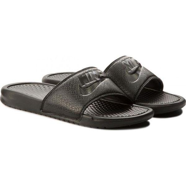 73a4b586cace1 Nike Klapki męskie Benassi Jdi czarne 47.5 (343880 001) - Klapki ...