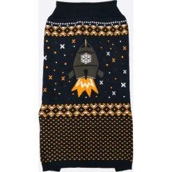 Medicine - Sweter dla psa Xmas. Czarne swetry damskie MEDICINE, z bawełny. Za 59.90 zł.