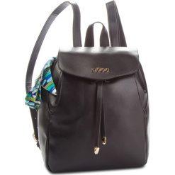 Plecak NOBO - NBAG-FE1620-C020 Czarny. Czarne plecaki damskie Nobo, ze skóry ekologicznej, eleganckie. W wyprzedaży za 149.00 zł.