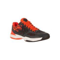 Buty tenisowe męskie TS990 na twardą nawierzchnię. Czarne buty sportowe męskie ARTENGO, z gumy. W wyprzedaży za 179.99 zł.