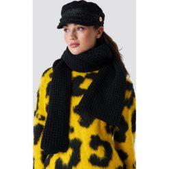 Rut&Circle Szalik Samira - Black. Czarne szaliki i chusty damskie Rut&Circle, z dzianiny. Za 80.95 zł.