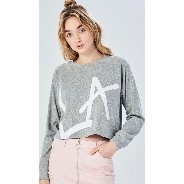 5cb588a001 Bluzy i swetry damskie - Kolekcja wiosna 2019 - Chillizet.pl