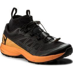Buty SALOMON - Xa Enduro 400703 27 G0 Black/Bright Marigold/Black. Czarne buty sportowe męskie Salomon, z materiału. W wyprzedaży za 439.00 zł.