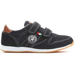 Czarne Buty Sportowe Discipline Heritage. Czarne buty sportowe chłopięce Born2be, z materiału. Za 69.99 zł.