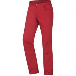 Ocun Drago Pants Garnet Red Xl. Czerwone spodnie sportowe męskie Ocun, z bawełny. W wyprzedaży za 252.00 zł.