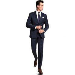 Garnitur MARCO 2 E14-45B. Czarne garnitury męskie Giacomo Conti, z tkaniny. Za 1,499.00 zł.