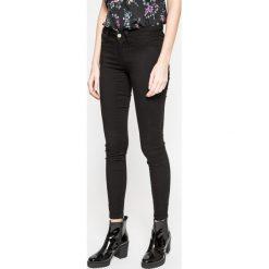 Tally Weijl - Jeansy Woven. Czarne jeansy damskie TALLY WEIJL. W wyprzedaży za 89.90 zł.