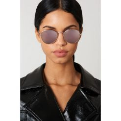 Le Specs Okulary przeciwsłoneczne Zephyr - Gold. Różowe okulary przeciwsłoneczne damskie Le Specs. W wyprzedaży za 170.07 zł.