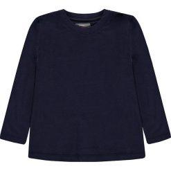 Koszulka w kolorze granatowym. T-shirty dla chłopców marki Reserved. W wyprzedaży za 22.95 zł.