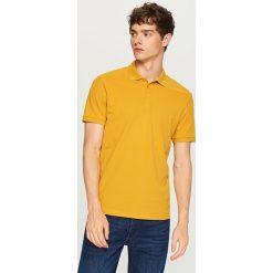 Koszulka polo - Żółty. Koszulki polo męskie marki Pulp. W wyprzedaży za 34.99 zł.