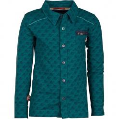 """Koszula """"Planet Rock"""" w kolorze morskim. Koszule dla chłopców marki bonprix. W wyprzedaży za 102.95 zł."""