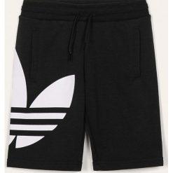 Czarne ubrania chłopięce adidas Originals Kolekcja wiosna