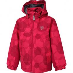 """Kurtka funkcyjna """"Konrod"""" w kolorze czerwonym. Kurtki i płaszcze dla dziewczynek marki Giacomo Conti. W wyprzedaży za 152.95 zł."""
