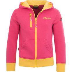 """Bluza """"Oslo"""" w kolorze różowo-pomarańczowym. Bluzy dla niemowląt Trollkids. W wyprzedaży za 69.95 zł."""