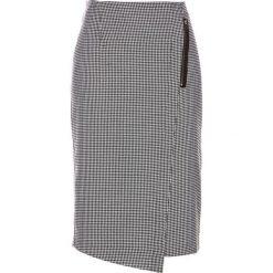 Spódnica shirtowa czarno biały w paski • 79.99 zł • bonprix