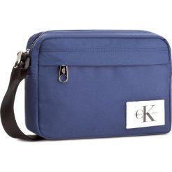 Saszetka CALVIN KLEIN JEANS - Sport Essential Flig K40K400044 437. Niebieskie saszetki męskie Calvin Klein Jeans, z jeansu, młodzieżowe. W wyprzedaży za 239.00 zł.
