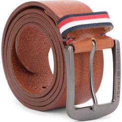 Pasek Męski TOMMY HILFIGER - Classic Jean Belt 4 AM0AM04072 85 262. Brązowe paski damskie Tommy Hilfiger, w paski, ze skóry. Za 229.00 zł.