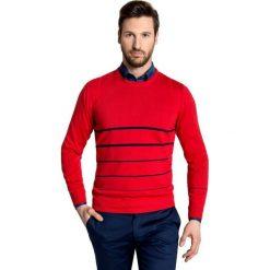 Sweter PIETRO SWTGPXX-0002SP. Swetry przez głowę męskie marki Giacomo Conti. Za 169.00 zł.