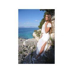 Długa czarna koronkowa spódnica Long Legs. Białe spódnice damskie Wow, z koronki, biznesowe. Za 180.00 zł.