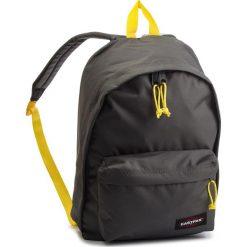 Plecak EASTPAK - Out Of Office EK76753U Grey/Yellow 53U. Szare plecaki damskie Eastpak, z materiału. Za 259.00 zł.
