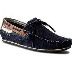 Mokasyny BUGATTI - F0661-31-425 Dark Blue. Mokasyny męskie marki Gino Rossi. W wyprzedaży za 239.00 zł.