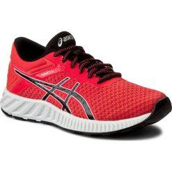 Buty ASICS - FuzeX Lyte 2 T769N Diva Pink/Black/White 2090. Czerwone obuwie sportowe damskie Asics, z materiału. W wyprzedaży za 279.00 zł.