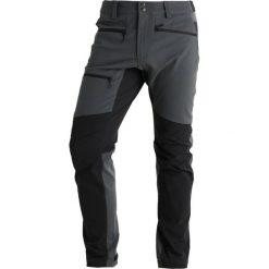 Haglöfs RUGGED FLEX PANT MEN Spodnie materiałowe magnetite/true black. Spodnie materiałowe męskie marki House. Za 669.00 zł.