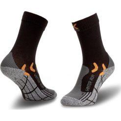 Skarpety Wysokie Unisex X-SOCKS - Winter Run X020243 B000. Czarne skarpety męskie X-Socks, z elastanu. Za 100.00 zł.