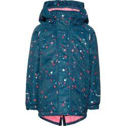 """Kurtka zimowa """"Snow03"""" w kolorze niebieskim. Niebieskie kurtki i płaszcze dla dziewczynek Name it, na zimę. W wyprzedaży za 107.95 zł."""