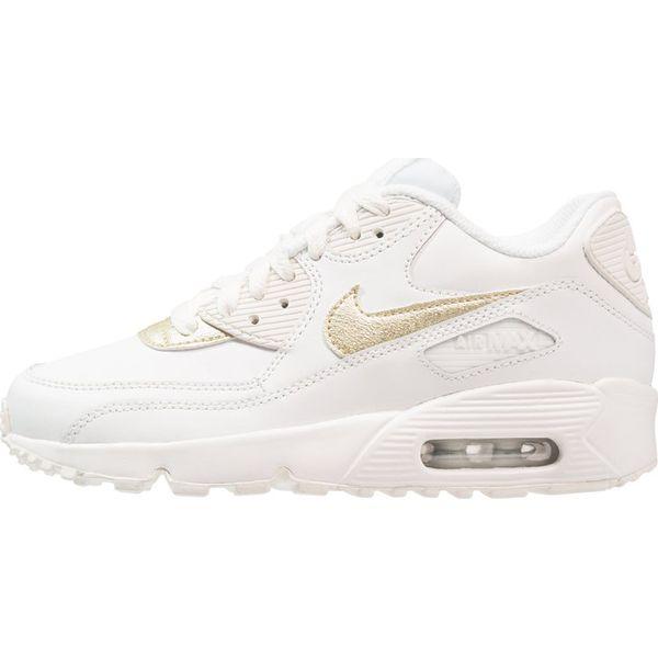 84876aa153bc5 Nike Sportswear AIR MAX 90 Tenisówki i Trampki summit white/metallic ...