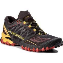 Buty LA SPORTIVA - Bushido 26K999100 Black/Yellow. Czarne buty sportowe męskie La Sportiva, z materiału. W wyprzedaży za 539.00 zł.