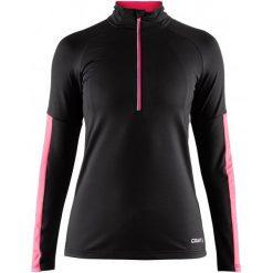 Craft Bluza Sportowa Damska Prep Black M. Czarne bluzy damskie Craft. Za 195.00 zł.