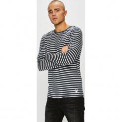 Urban Surface - Longsleeve. Szare bluzki z długim rękawem męskie Urban Surface, z bawełny, z okrągłym kołnierzem. Za 69.90 zł.