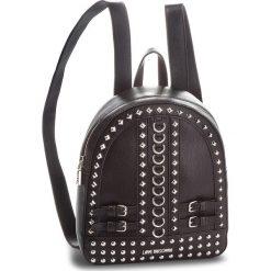 Plecak LOVE MOSCHINO - JC4318PP06KV0000 Nero. Czarne plecaki damskie Love Moschino, ze skóry ekologicznej. Za 879.00 zł.