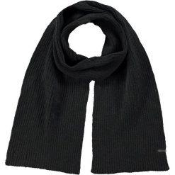 Barts - Szalik Wilbert Scarf black. Szare szaliki męskie marki Giacomo Conti, na zimę, z tkaniny. W wyprzedaży za 69.90 zł.