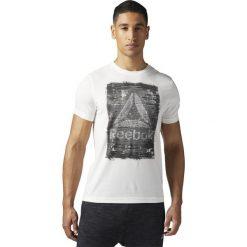 Reebok Koszulka BE More Human  biały r. S (BQ8255). Bluzki damskie Reebok. Za 79.64 zł.