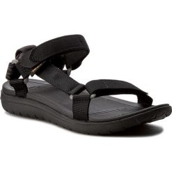 Sandały TEVA - Sandborn Universal 1015160 Black. Czarne sandały damskie Teva, z materiału. W wyprzedaży za 189.00 zł.
