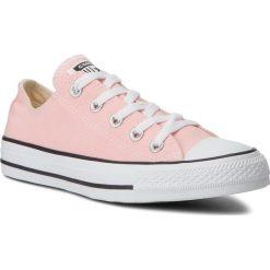 Trampki CONVERSE - Ctas Ox 162115C Storm Pink. Czerwone trampki męskie Converse, z gumy. W wyprzedaży za 199.00 zł.