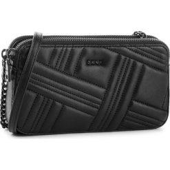 Torebka DKNY - Allen Camera Bag R83EB640  Blk/Black BBL. Czarne listonoszki damskie DKNY, ze skóry. Za 639.00 zł.