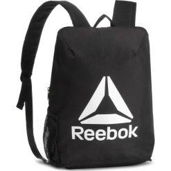 Plecak Reebok - Act Core Bkp DU2918  Black. Czarne plecaki damskie Reebok, z materiału, sportowe. Za 79.95 zł.