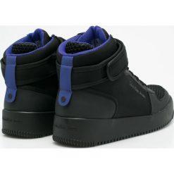 Calvin Klein Jeans - Buty. Czarne buty sportowe męskie Calvin Klein Jeans, z jeansu. W wyprzedaży za 449.90 zł.